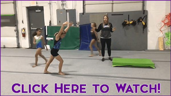 Cartwheel Video